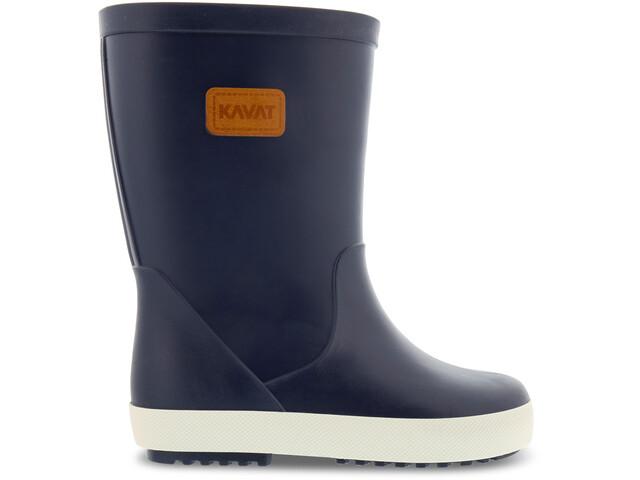 KAVAT Skur WP Rubber Boots Barn blue